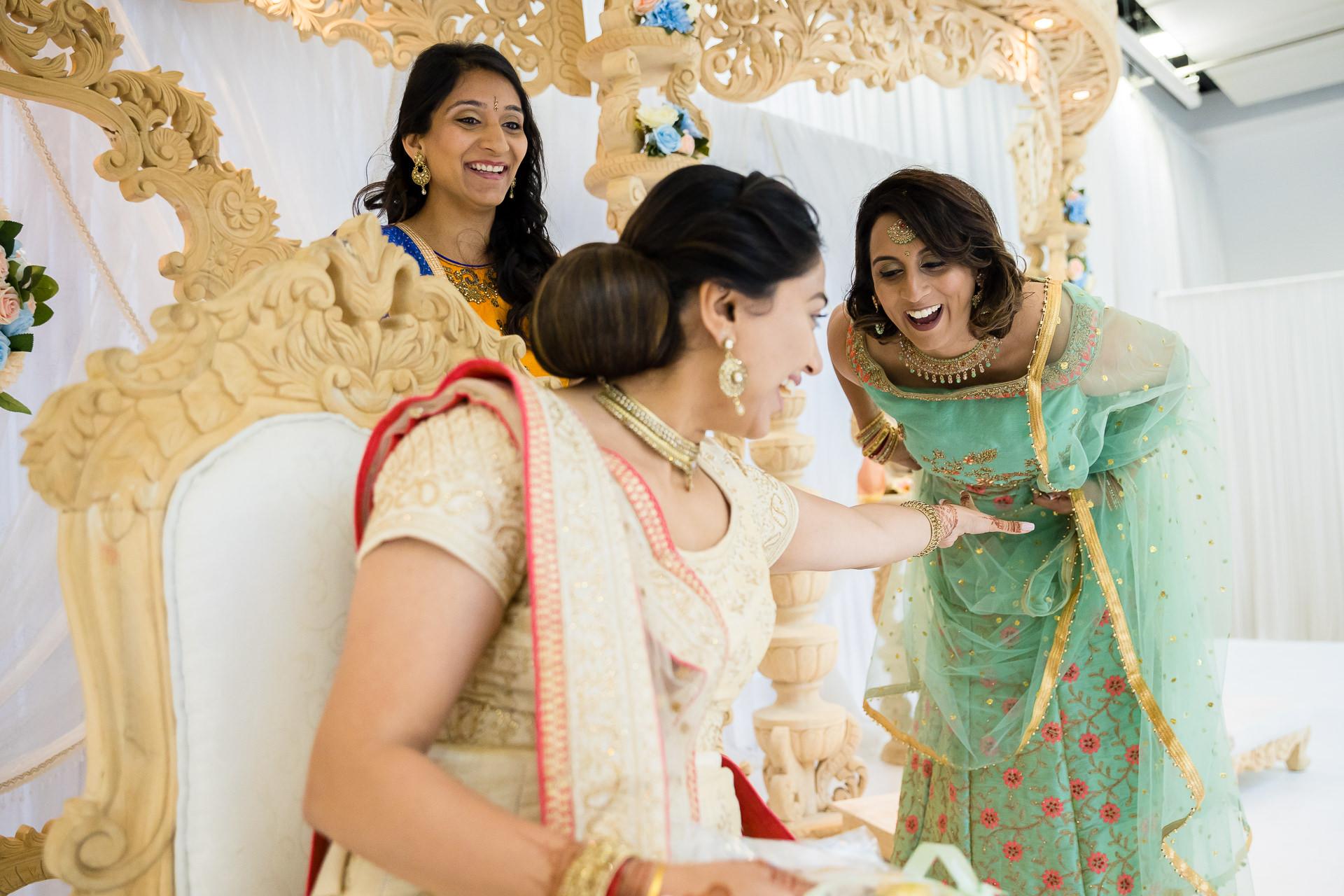 Pithi ceremony