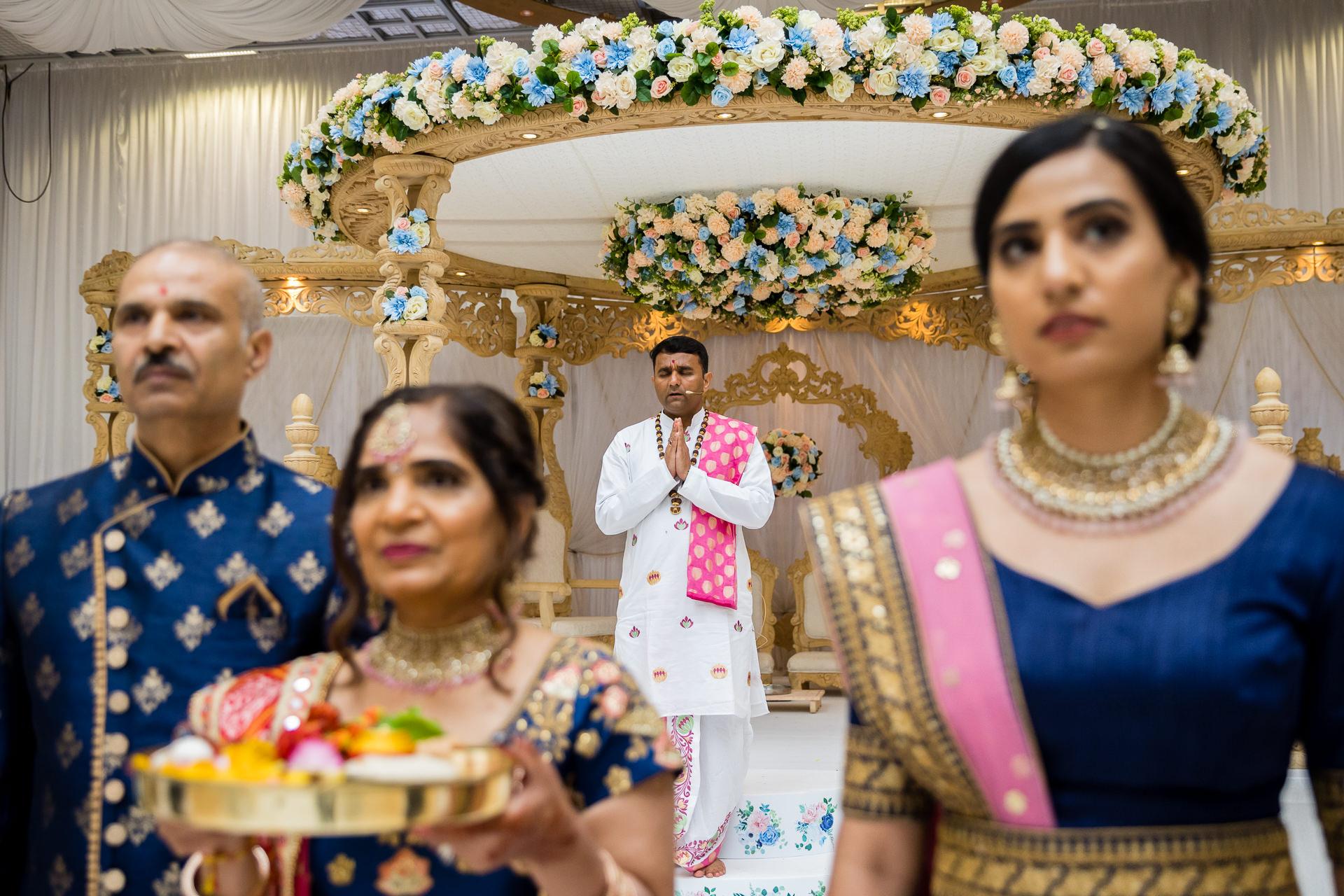 Wedding Priest Milan Mehta